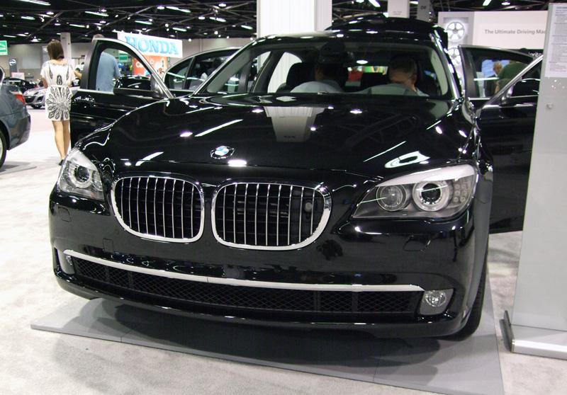 2010 BMW 7