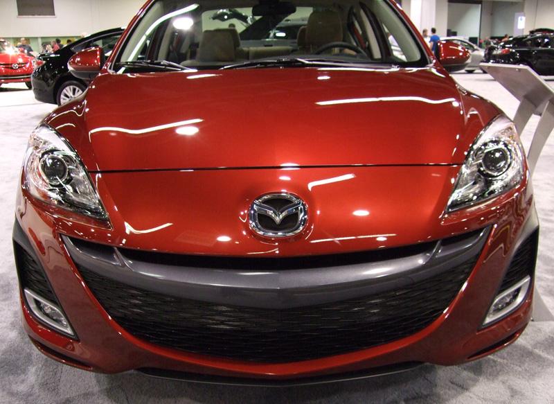 A happy Mazda