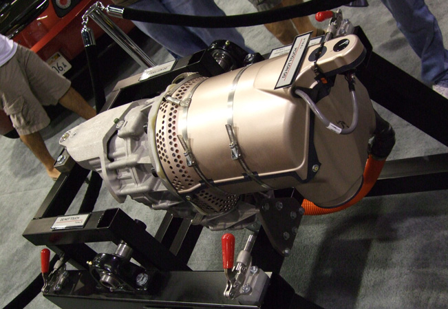 Tesla Roadster Motor
